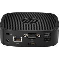 Hp Thin Client T240 Atom X5-z8350/2gb/8gbf Black One Size
