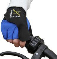 Flash2besafe Der Original Handblinker für Fahrräder,Scooter LED Handschuh