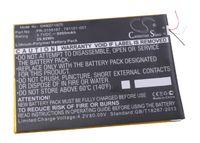 vhbw Akku kompatibel mit HP Slate 10 Plus, 2201 Tablet Pad (8000mAh, 3,7V, Li-Polymer)