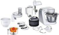 Bosch Küchenmaschine  1000W - MUM58258 *weiß/silber*