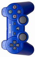 PS3 Dualshock Joypad Wireless Controller - blau