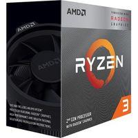 AMD Ryzen 3 3200G 3.6 GHz 4 Kerne 4 Threads