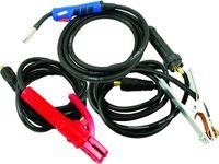 IPOTOOLS 0538 Schutzgas Schweißgerät MIG-250 Inverter MIG MAG 230V