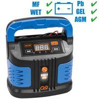 Güde 12V/6V Batterieladegerät Automatik Batterielader GAB 10A Boost