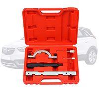 karpal 5-TLG Motor-Einstellwerkzeug Steuerkette Wechsel Werkzeug Steuerkette fuer Opel Astra Corsa Agila 1.0 1.2 1.4 Set Nockenwellen Opel Astra J Corsa D Motor-Einstellwerkzeug