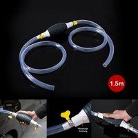 Miixia 10 L / Min Handpumpe Für Wasser Benzin Diesel Notpumpe Absaugpumpe Umfüllpumpe