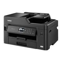 Brother MFC-J5330DW Multifunktionsgerät Tintenstrahl A3 4800 x 1200 DPI 35 Seiten pro Minute WLAN