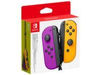 Nintendo Controller Joy-Con 2er Set Neon Lila/Orange