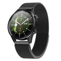 Smartband Smartwatch ACTIVEBAND MONACO MT867 schwarz