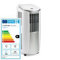 TROTEC Lokales Klimagerät PAC 2010 E | Mobile Klimaanlage Monoblock