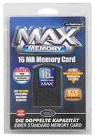 Big Ben MAX Memory - 16 MB Memory Card, Schwarz, 20 cm, 13 cm, 2 cm
