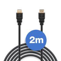 Wicked Chili 2m 8K HDMI Kabel 2.1 für Playstation 5 - 8K@60HZ/4K@120HZ - Ultra-Hight-Speed-48-Gbit/s-HDMI-Kabel mit Ethernet, HDR, eARC, 3D-fähig