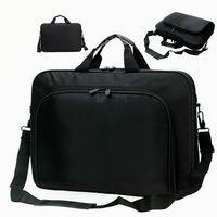 Schwarz Notebook Laptop Schutz Tasche Case Passend für 15,6 Zoll Notebooktasche