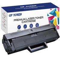 Toner XL kompatibel für Samsung Xpress M2070W M2026W M2020 M2022 M2078 MLT-D111S XL, Menge:1x Schwarz