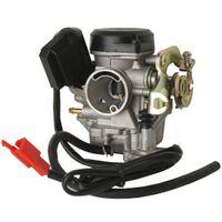 18MM Vergaser für GY6 49ccm 50ccm Motorrad Roller Moped Go Kart ATV PD18J YZZ81127011