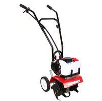 52cc 2-Takt Benzin Motorhacke Bodenhacke Gartenhacke Gartenfräse Ackerlandgewinnung 2 PS 7000rpm