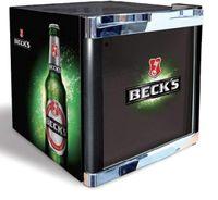 Cubes Flaschenkühlschrank CoolCube HUS CC-240 Becks Mini-Kühlschrank 48 L
