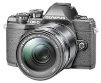 Olympus E-M10 Mark III 14-150mm II Kit schwarz