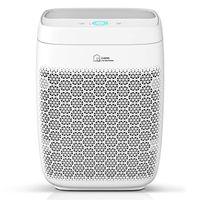 Zigma Wifi Luftreiniger Raucherzimmer mit HEPA Filter Aktivkohlefilter, Alexa ,Google Assistant, APP-Steuerung, 160m², Auto- und Schlafmodus für Große Räume Allergiker, Raucher, gegen Allergie Pollen Staub