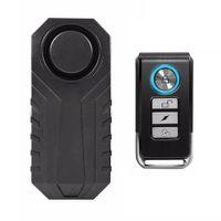 Motorrad Fahrrad 113dB Wireless Anti-Theft Vibration Remote Sicherheitsalarm Sirene