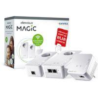 Devolo Magic 1200+ WiFi Multiroom Kit Power WLAN Powerline Adapter 1200MBit/s