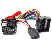 Bluetooth Aux Adapter geeignet für OPEL CD30 MP3 CDC 40 Opera DVD90 Navi MP3 Musik Stream