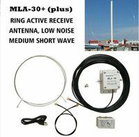 MLA-30 + (plus) 0,5-30 MHz Ring Active Empfangsantenne Wave SDR Loop Radio Antenne