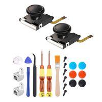 2PCS 3D Analog Sensor Joystick Stick Daumenstick für  Switch Joycon