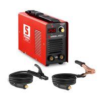 Stamos Welding Elektroden-Schweißgerät - 250 A - 230 V - IGBT - 60 % ED