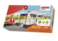 Märklin Bahnsteig mit Lichtfunktion; 72213
