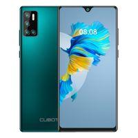 CUBOT Smartphone ohne Vertrag J9 Handy, Android 10 Go 15,6cm (6,2 Zoll) HD+ Display, 13MP-Quad-Kamera, 4200mAh Akku 2GB RAM 16GB Speicher, 128 GB erweiterbar, Grün