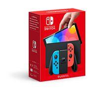 Nintendo Switch OLED-Modell) Neon-Rot/Neon-Blau