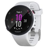 Garmin Fitnessuhr, GPS Multisportuhr Forerunner 45 GPS  white -