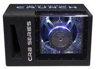 CRUNCH Bandpass Subwoofer CRB501 30 cm Basskiste 1000 Watt max. an 4 Ohm