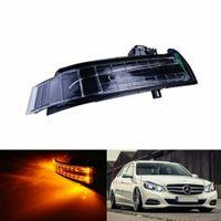 Rechts Außenspiegel Spiegel Blinker für Mercedes-Benz W176 W204 W166 W212 W221 2129067401, A2129067401, 2129067501, A2129067501