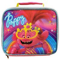 Trolls Poppy Lunch-Tasche SG18857 (Einheitsgröße) (Pink/Blau/Gelb)