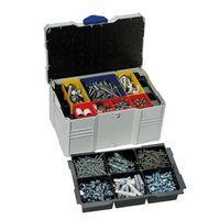 TANOS MINI-systainer® T-Loc III für Kleinteile 6-fach lichtgrau 80590834