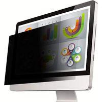 Computer-Datenschutz-Bildschirmfilter 22 Zoll (drei verschiedene Größen) Blendschutz, Kratzfest, Blöcke 96% UV 16: 9 Seitenverhältnis
