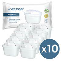 BRITA Maxtra 10er pack kompatibel Filterkartuschen Wasserfilter Baugleich zu Brita Maxtra plus