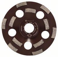BOSCH Diamanttopfscheibe ExpertForAbrasvie Durchmesser125mm Segmenthöhe45mm 2608602553