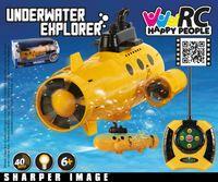 Happy People, Underwater Explorer