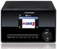 Blaupunkt Internetradio IRK 1620 mit 3,2 Zoll Farbdisplay - Schwarz