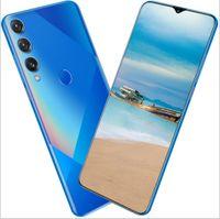 Smartphone, das neueste Modell, 6.9-Zoll-HD-Großbildschirm2G RAM + 64G Speicherplatz, Unterstützung der 128G-Speicherkartenerweiterung, Geburtstagsgeschenk.Smartphone