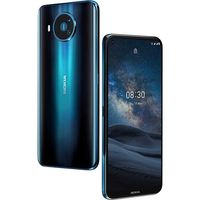 Nokia 8.3 5G Smartphone 64GB 8GB RAM Blue Android Handy LTE Quad-Kamera 4500mAh