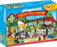 "Playmobil 9262 Adventskalender ""Reiterhof"""
