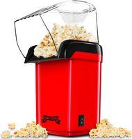 Gadgy Popcornmaschine mit 1200 Watt Leistung für bis zu 40 Gramm (1,5 Liter) Popcorn