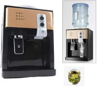 Wasserkühler Wasserspender Heiß und Kalt-Wasserspender Heißwasserspender Leise Kühler Kaltwasserspender Heimgebrauch
