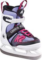 K2 Kinder-Schlittschuhe Mädchen CIRRUS JR ICE G purple_pink Größe  35 - 40