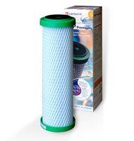 Carbonit NFP Premium Monoblock Wasserfilter Patrone inkl. Trinkflasche