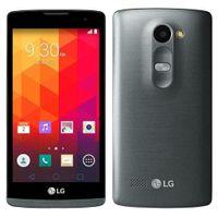 LG Leon 4G LTE H340n 8GB Android Smartphone Titan Black Neu in White Box